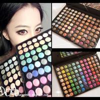 Wholesale authentic color eyeshadow lying silkworm Warm earth colors multicolor makeup palette
