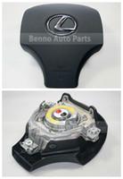 Wholesale Driver Steering wheel for Lexus IS250 IS300 IS350 Steering wheel parts