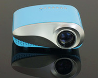 Wholesale New Coming LCD Mini Portable Proyector RD HD LED Projector Home Cinema Video theater With USB TF Card AV VGA HDMI TV Port