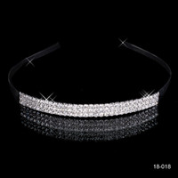 Cheap Headbands bridal asseccories Best Rhinestone/Crystal  Bridal crown