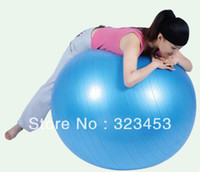 Wholesale New cm Yoga Ball Health Balance Trainer Pilates Fitness Gym Home Exercise Sport