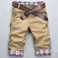 Shorts Men Capris Free Shipping 2014 swimwear men Hot Sale,Mens Leisure Pants,men's shorts,shorts men