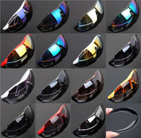 Resin Lenses anti reflective glasses - 10 High quality Fashion Cool Anti Reflective Unisex glasses Sunglasses Sports Sunglasses Cycling Windproof sunglasses A