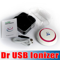 Wholesale New arrival Dr USB Ionizer Colors Available Dr USB Air Purifier Ionizer removing odours smoke dust and pollen seven eleven