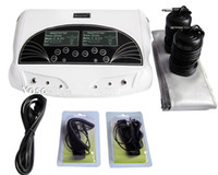 Wholesale Best Foot Detox Machine Effective Detoxification Instrument With Ion Cleansing Sharing SPA With Another