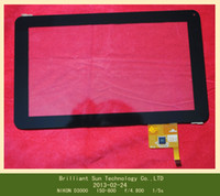 Wholesale inch touch screen touch panel digitizer glass for F900 inch Android Tablet PC All Winner A13