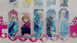 Wholesale 2015 Frozen Cartoon lovely Bookmark Princess Elsa Anna Children Child Stationery Lady Office Accessories
