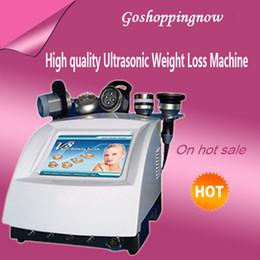 Wholesale High quality ultrasonic liposuction cavitation vacuum slimming machine weight loss machine cavitation rf