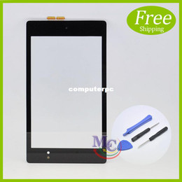 Wholesale guarantee Brand New Replacement For Asus Google nexus II nd Generation Touch Screen Panel with digitizer