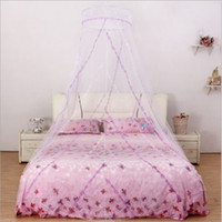Cheap Summer Hot Selling ! Wear heart plum flower pattern,Good Sleeping Graceful Elegant Bed Curtain Netting Canopy Mosquito Net