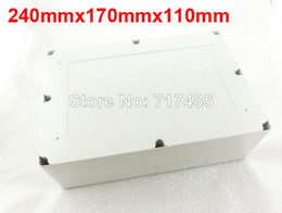 Wholesale 240mmx170mmx110mm electrical connector Junction Connecting Box Plastic
