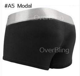 Wholesale Hot Sale Sexy Modal and Cotton Men s Underwear Boxers Underwear Boxer Shorts Mens High quality men Boxer Shorts Underpants