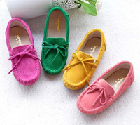 Summer Round Toe Plastic Size25-38 fashion genuine leather children shoes girls flats wld 4 colors kids sneakers mother and daughter family shoes