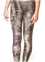 Leggings acrylic clothing brand - Hot womans brand clothes digital printed pants black milk MIDDLE EARTH MAP LEGGINGS