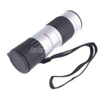 Wholesale Compact Pocket Sized x Mini Zoomable Monocular Telescope freeshipping