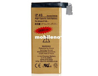 Yes li polymer battery 3.7v - Replacement V mAh High Capacity Gold Li ion Polymer Battery for iPhone Gold