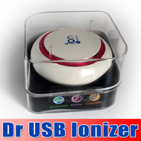 Wholesale DHL free Air purfier Dr USB Ionizer Colors Available Dr USB Air Purifier Ionizer removing odours smoke dust and pollen goodwillbiz