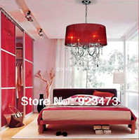 Pendant Lights TPL 4head Wholesale New Free Shipping modern Chandeliers fashion crystal candle pendant lamp for living room square design light lamp