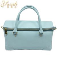 Totes leather purse handles - 2014 Star Style Women s Luxury square SHOULDER Bags Tote Bag Handbag Purse PU Leather Women Messenger Hobo Bag Double Handles