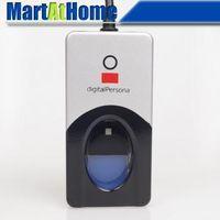 Wholesale NEW DigitalPersona U are U Fingerprint Biometric Reader DPI USB Password Manager Software BV135 CF