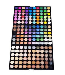 Wholesale New Pro Full Color Fashion Eyeshadow Palette Profession Makeup Eye Shadow