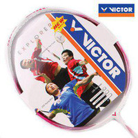 Wholesale Piece Authentic Genuine Original Victor Explorer Badminton Racket Racquet Badminton sporting goods