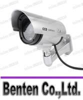 Wholesale LLFA5628 Home Surveillance Security Dummy IR Simulation Camera Waterproof LED Flashing CCTV RL A