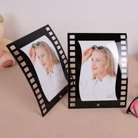 Wholesale O1722 SC anti bending motion picture film frame creative room decorations wedding bulk phase