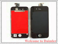Wholesale Best Quality A iphone LCD iphone S LCD iphone Screen Replacement iphone LCD Screen iphone Digitizer Assembly
