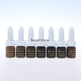Wholesale Cosmetic Tattoo Permanent Makeup Micro Pigment