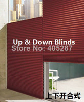 blinds - Honeycomb blinds skylight Day Night Up Down blinds shade sky blinds for windows water proof