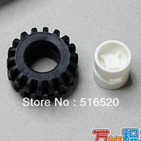 Cheap Rim Tire 16set lot Bulk Building Blocks Sets S057 Legoland Educational DIY Construction Bricks Toys For Children