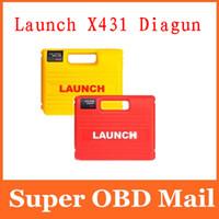 Wholesale 2014 Professional Diagnostic Tool Launch X431 Diagun scan Tool Free update Full Set