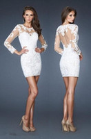 Cheap Reference Images Homecoming Dresses Best Lace Strapless party prom gown