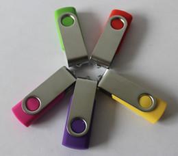 Disque flash haute vitesse en Ligne-64 Go 128 Go 256 Go pivotant USB haute vitesse Mémoire Flash Pen Drive Disk Stick Fast expédition DHL livraison gratuite