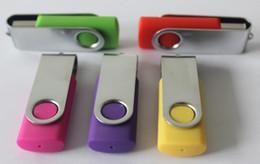 Disque flash haute vitesse en Ligne-64 Go 128 Go 256 Go pivotant USB haute vitesse Métal Flash Memory Pen Drive disque Stick expédition rapide DHL expédition gratuite de memorygeek