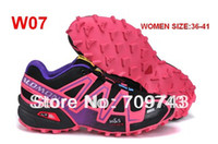 shoes size 5 women - 2014 Salomon Speedcross sports shoes men and women athletic casual mens running shoes size