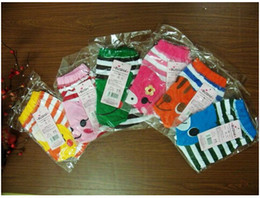 Wholesale clearance hot Baby PP pants baby cotton pp pants baby busha pants knee length Leggings Infant Cartoon Tights Toddler Pants kids clothing