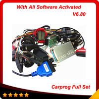 2014 Auto repair tool CarProg V6. 80 21 adapter programmer ca...