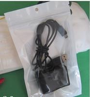 Cell phone accessories for car Baratos-Bolso plástico del paquete al por menor de la cremallera de Clear + White para los accesorios del teléfono celular del cargador del coche del cable de datos que embala el bolso 2000pcs / lot