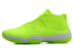 Wholesale 2014 New J Future premium Bred Infrared J Baseketball Shoes Mens shoe size Top Quality