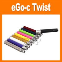 EGo C Twist Battery ego- t Twist Battery 1300mAh 1100mAh 900m...