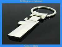 Wholesale 350pcs Support Mix Order D Metal Car Keyrings Car Keychains For Key Rings Key Chains Car Decoration Nice Accessories With Nice Box