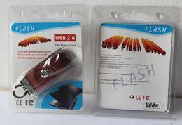 2017 usb chaud lecteur flash 2016 256 Go, 128 Go, 64 Go, clé USB, stylo en cuir, pouce, mémoire, lecteur flash, lecteur + Blister, vente à chaud, impression personnalisée, sur l'emballage peu coûteux usb chaud lecteur flash