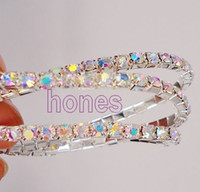Wholesale Fashion Bling Crystal AB Bracelet JB3081