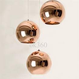 discount best office lamps 3 heads modern tom dixon copper fashion glass ball dixon bubble best best office lamps