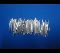 aluminum pick - 100pcs set Aluminum Foil Lock Locksmith Pick Picks Picking Tool Kit Set Foil lock picks tool set S046