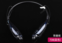 HBS 730 Bluetooth Wireless Stereo Earphone Headphone Neckban...