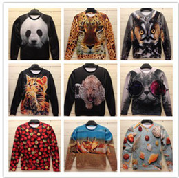 Wholesale New Sweatshirt men Tide Card D Men s Hoodies Retail Or Model Size S M L XL