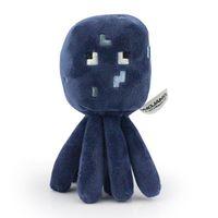 Wholesale Retail Minecraft JJ Squid Cute plush toy stuffed doll super gift